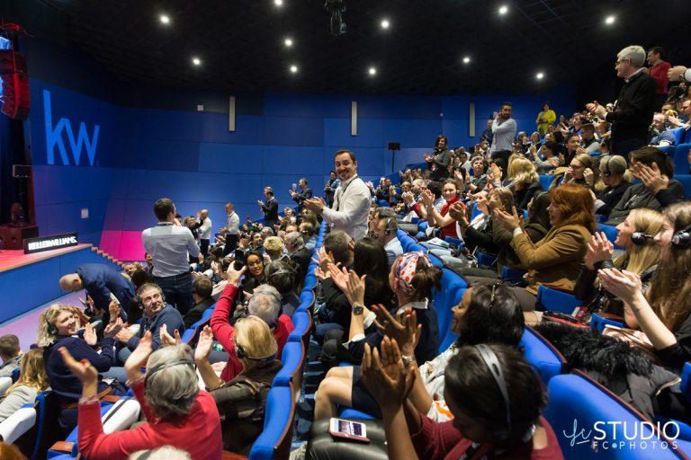 Convention keller William -Photographe entreprise Antibes